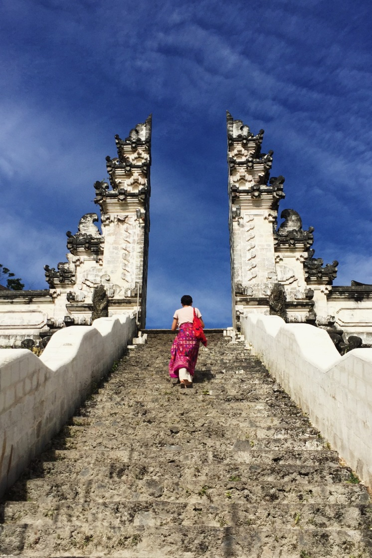 Heaven gate_Lempuyang temple 3