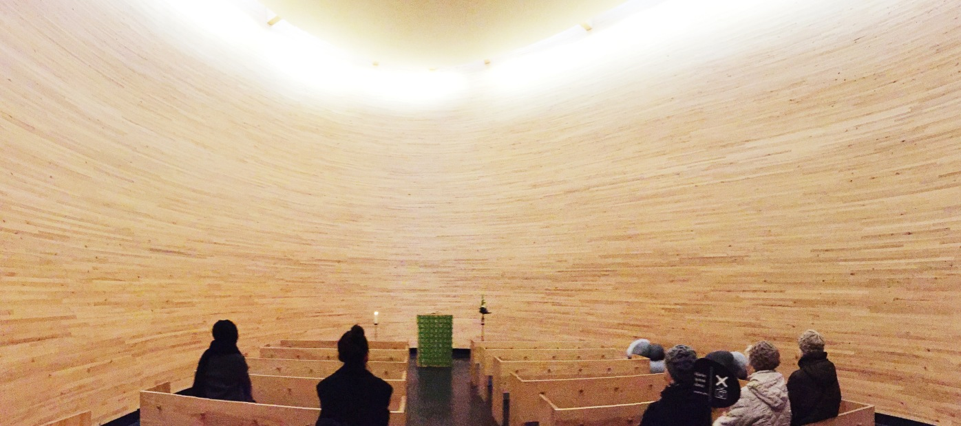 Kamppi Chapel 2_Helsinki