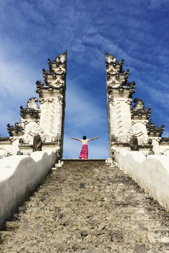 Heaven gate_Lempuyang Temple