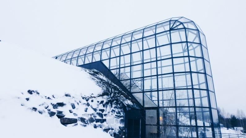Arktikum Museum 1_Rovaniemi Finland