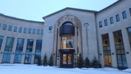 Arktikum Museum 4_Rovaniemi Finland